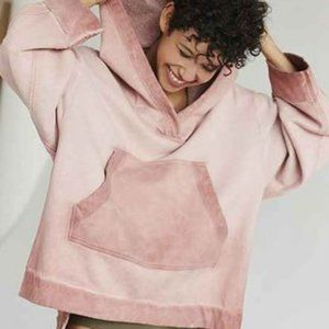 Urban Outfitters South East Hoodie Rose Pink